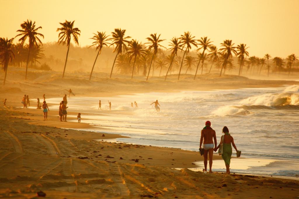 Aluguel de casas e apartamentos praia de Cumbuco